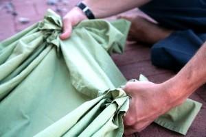 Как сделать гамак (10)