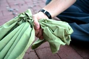Как сделать гамак (11)