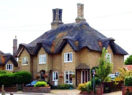 Крыши из соломы (9)