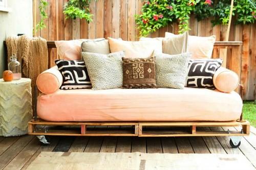 Мебель из поддонов (1)