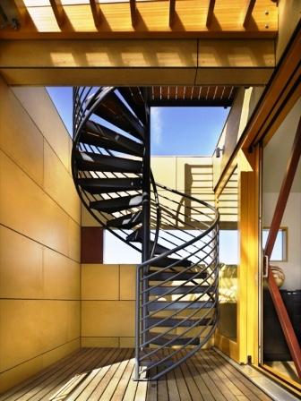 Фото винтовых лестниц (2)