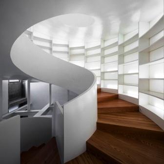 Фото винтовых лестниц (4)