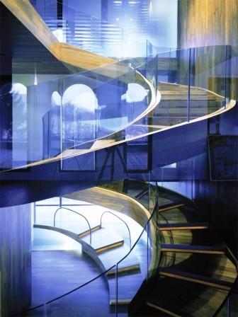 Фото винтовых лестниц (8)