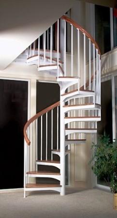 Фото винтовых лестниц (13)