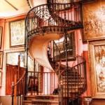 фото винтовых лестниц95