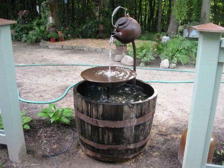 Как сделать фонтан (5)