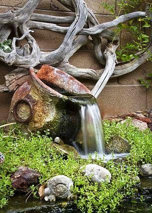 Как сделать фонтан (8)