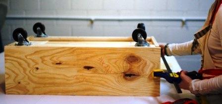 Как сделать ящик для инструментов (7)