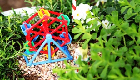 Как украсить свой двор (2)