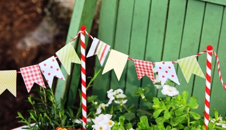 Как украсить свой двор (3)
