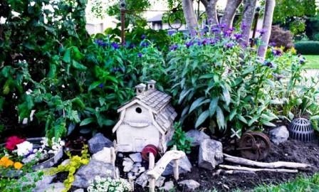 Идеи для маленького сада (1)