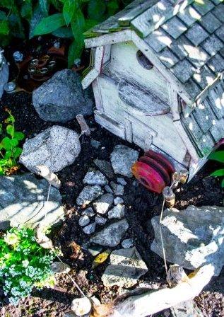 Идеи для маленького сада (3)