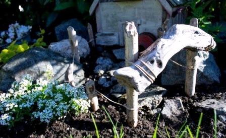 Идеи для маленького сада (9)