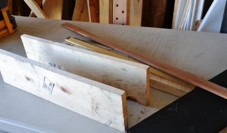 Изготовление полок (2)