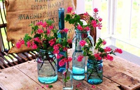 Из чего можно сделать цветочный горшок (4)