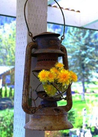 Из чего можно сделать цветочный горшок (5)