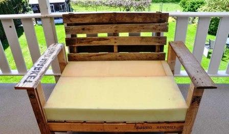 Как сделать деревянный стул (5)
