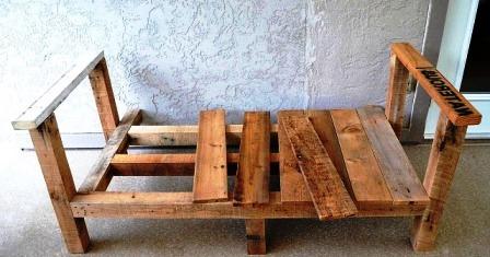 Как сделать деревянный стул (6)