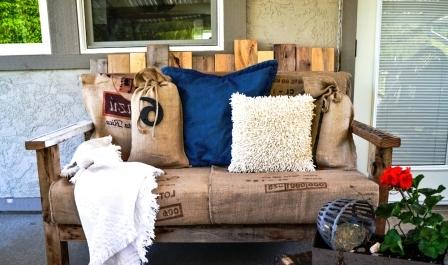 Как сделать деревянный стул (8)