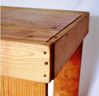 Как обновить стол своими руками (3)