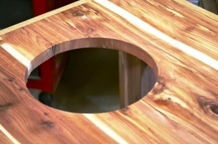 Как обновить стол своими руками (11)