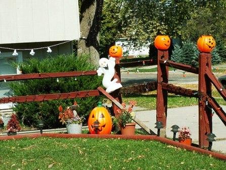 Декор на Хэллоуин (2)