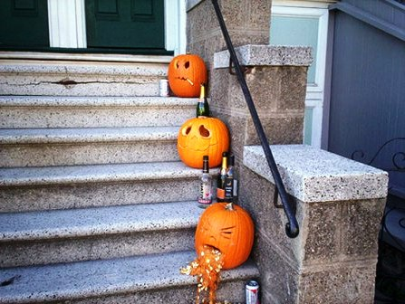 Декор на Хэллоуин (3)
