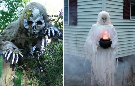 Декор на Хэллоуин (7)