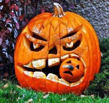 Декор на Хэллоуин (8)