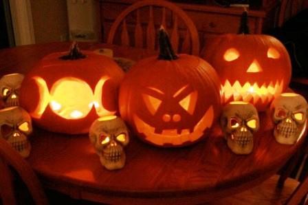 Декор на Хэллоуин (9)