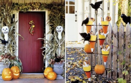 Декор на Хэллоуин (20)