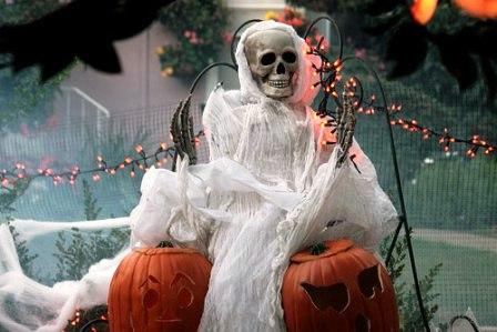 Декор на Хэллоуин99993