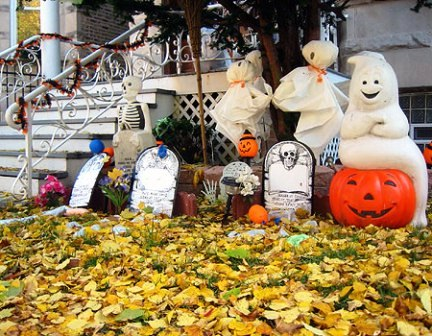 Декор на Хэллоуин (54)