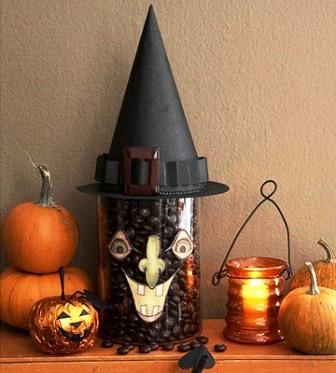 Украшения дома на Хэллоуин (18)