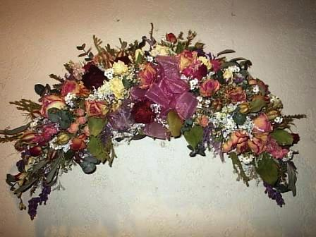 Cушка растений - декор (1)