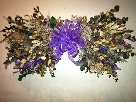 Cушка растений - декор (3)