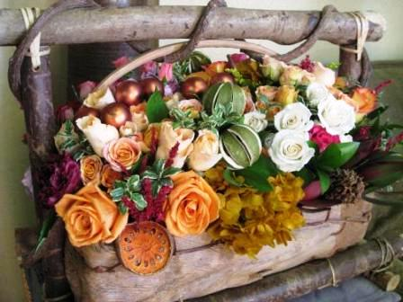 Cушка растений - декор (7)