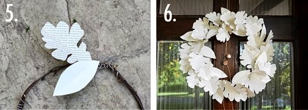 Как сделать венок на дверь (6)