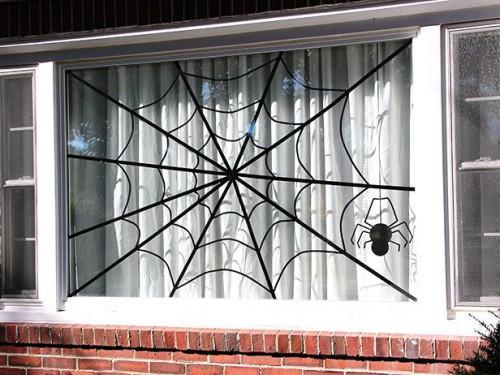Как украсить дом на Хэллоуин4