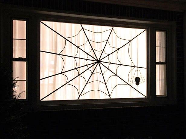 Как украсить дом на Хэллоуин (8)