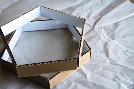 Светильник из коробки (5)
