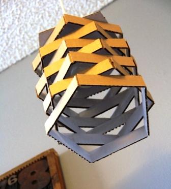 Светильник из коробки (7)