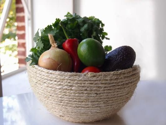Вазы своими руками из фруктов и
