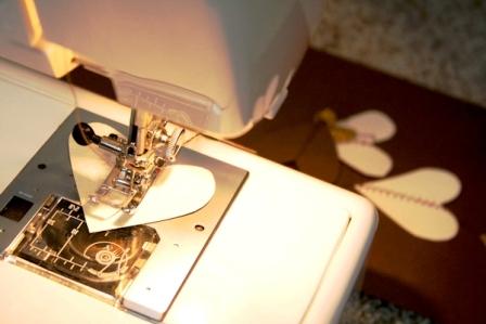 Как сделать из бумаги гирлянду (3)