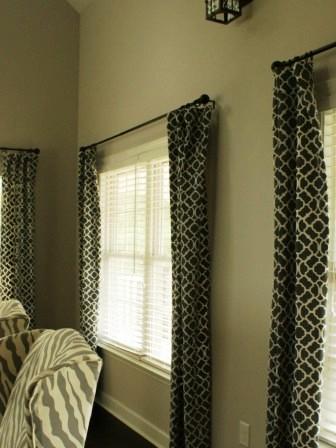 Как украсить шторы (7)