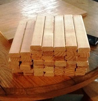 Деревянный коврик (7)