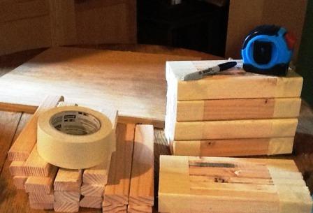 Деревянный коврик (8)