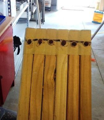 Деревянный коврик (12)