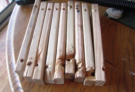 Деревянный коврик (13)