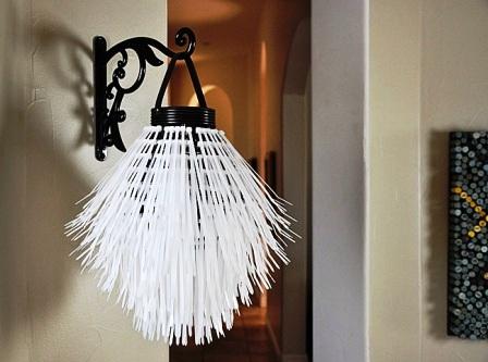 Как украсить лампу (1)